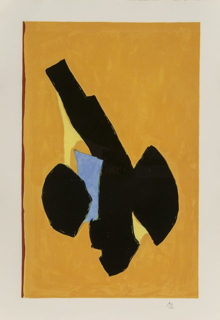 Robert Motherwell, 'Delos', 1991, Heritage Auctions