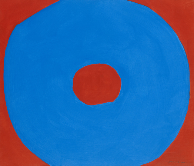 Jiro Yoshihara, 'Circle', 1971, Whitestone Gallery