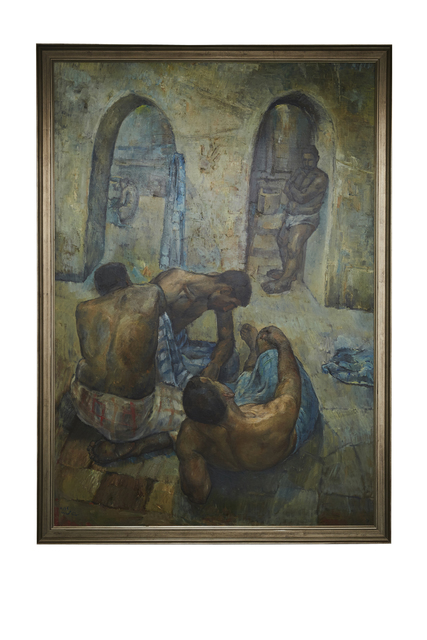 , 'The Bathers,' 1964, Barjeel Art Foundation