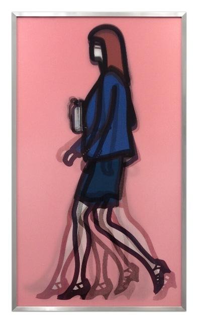 Julian Opie, 'Professional Series 1 - Lawyer', 2014, Gregg Shienbaum Fine Art