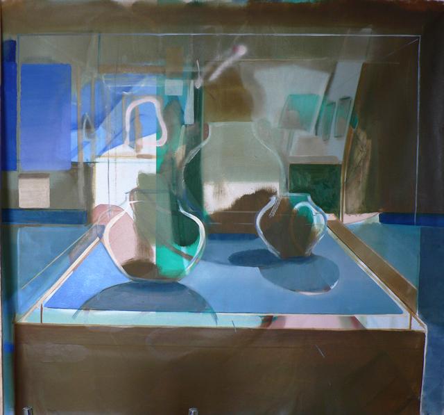 , 'Reflections,' 2015, Christine König Galerie