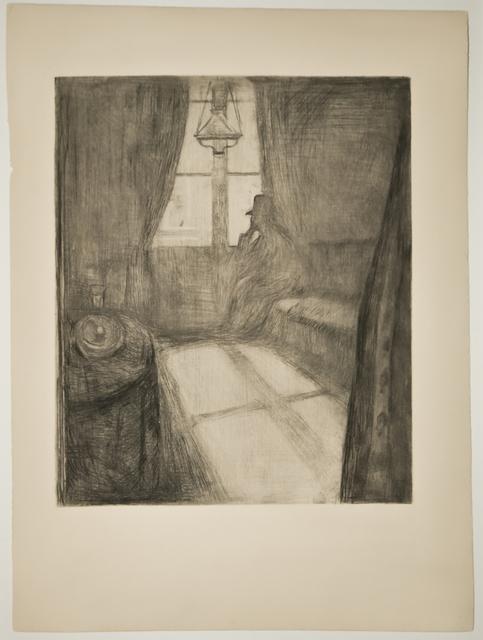 , 'Måneskinn. Natt i Saint-Cloud (Moonlight. Night in Saint-Cloud),' 1895, Modernism Inc.