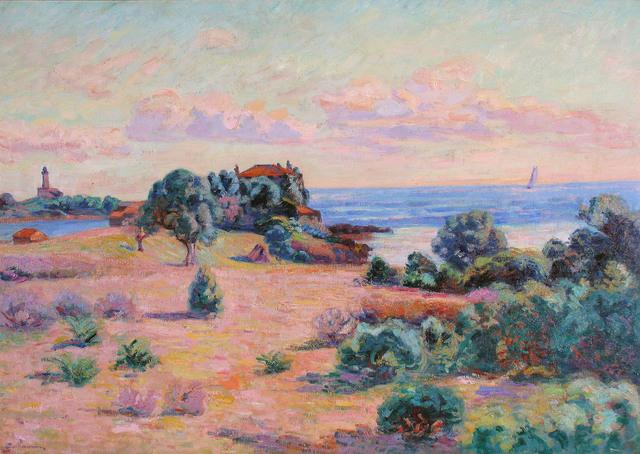 , 'Agay, Phare de la Baumette, Baie de Boulouris,' 1905, Anderson Galleries