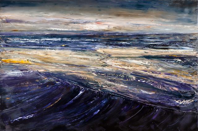 , 'Ocean Beach #4,' 2016, Piermarq