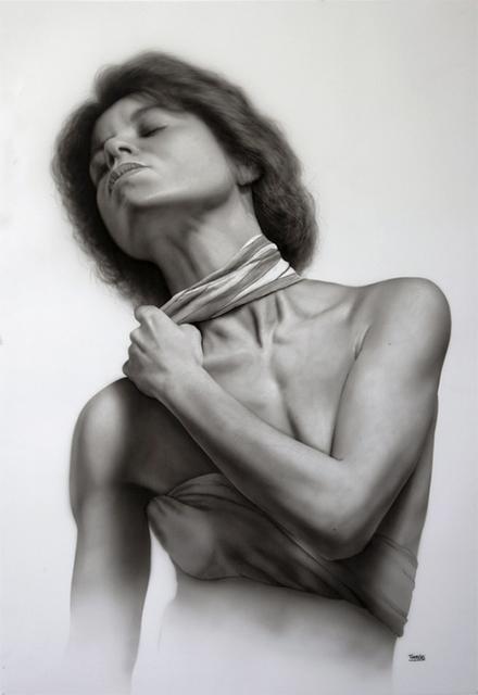 Bernardo Torrens, 'Study for Lourdes XVIII', 2014, Louis K. Meisel Gallery