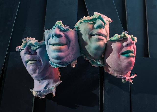 , 'Heads Up Display,' 2016, Galerie Kandlhofer