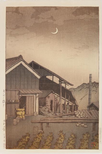 , 'Seto in Bishu,' 1934, Ronin Gallery