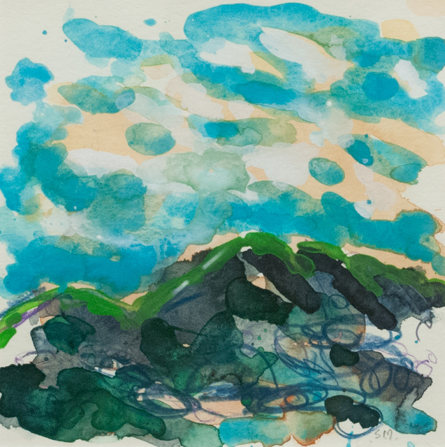 , 'Taos Mountain,' 2016, Fort Worth Contemporary Arts