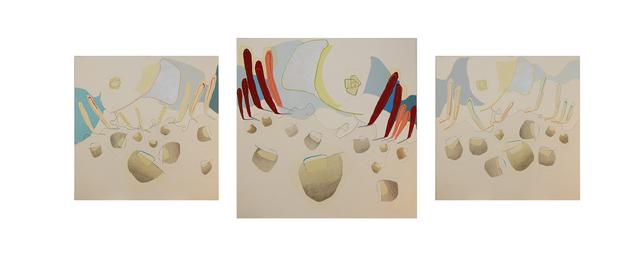 , 'Entrusted to Wales (Triptych),' , Walker Fine Art