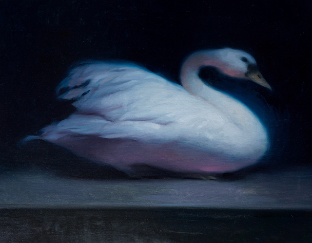 , 'Swan,' 2018, Grenning Gallery