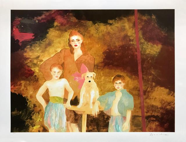 Joanna Zjawinska, 'THE MAGICIAN', ca. 1989, Gallery Art