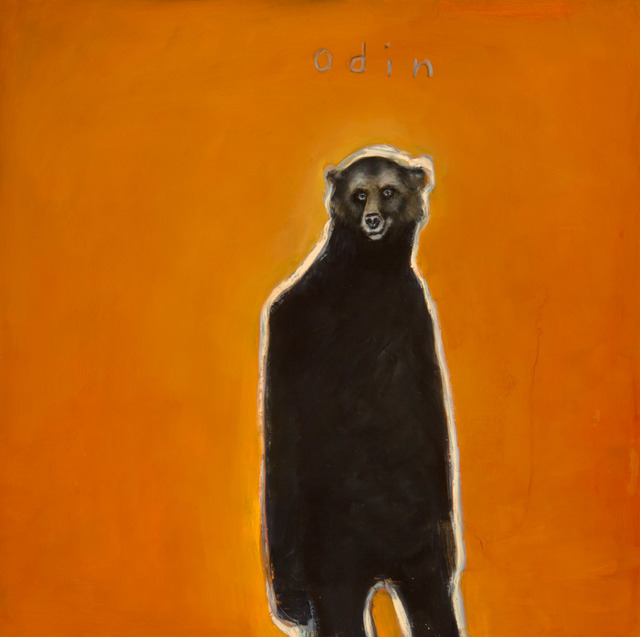 , 'Odin,' 2018, M.A. Doran Gallery