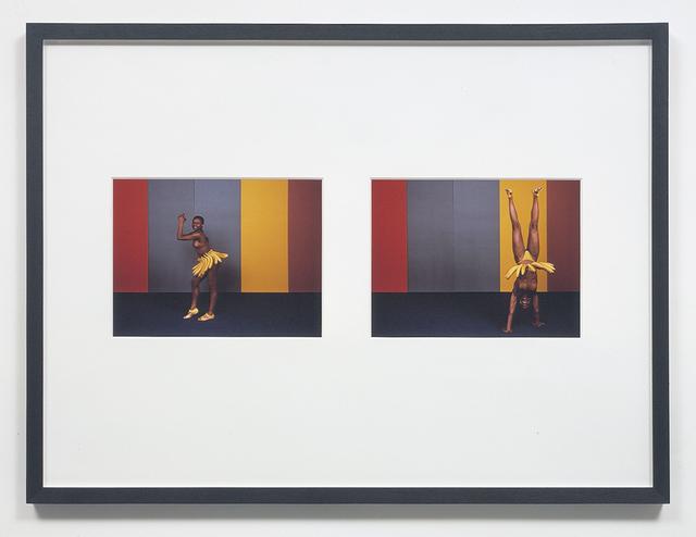 , 'CAMERA OSCURA #17  [ Black Josephine ],' 2002, Tucci Russo Studio per l'Arte Contemporanea