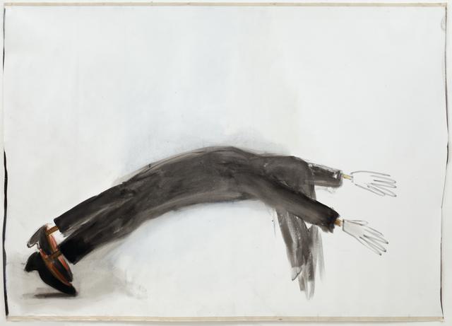, 'J,' 2010, Laure Genillard