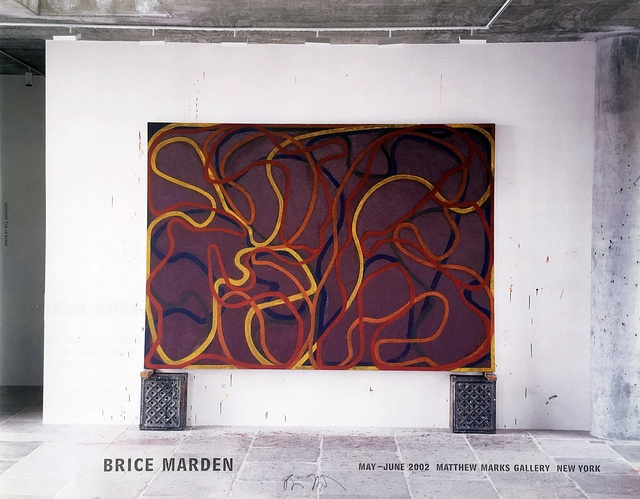 Brice Marden, 'Brice Marden (Hand Signed)', 2002, Alpha 137 Gallery