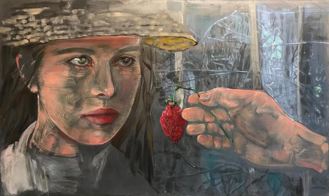 , 'strawberry,' 2013-2018, Gaa Gallery