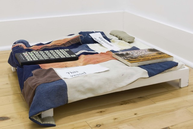 , 'Jettisoned austerity. June,' 2015, Sutton Gallery