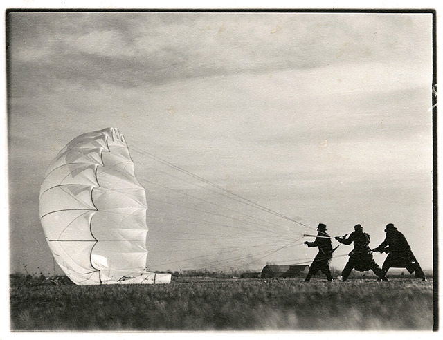 , 'Untitled #48 (Twenty Parachutes),' 1937, Wirtz Art