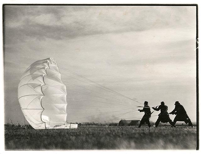 , 'Untitled #48 (Twenty Parachutes),' 1937, Wirtz Art