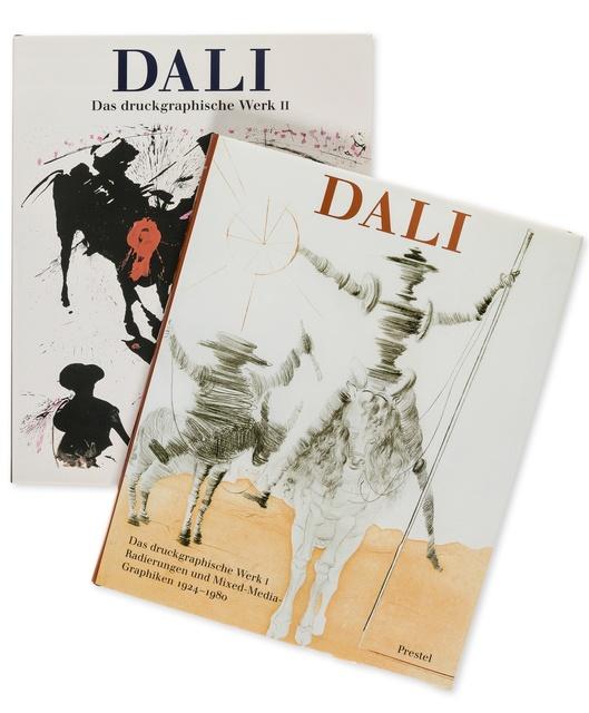 Salvador Dalí, 'Catalogue Raisonné of Prints I,II', Forum Auctions