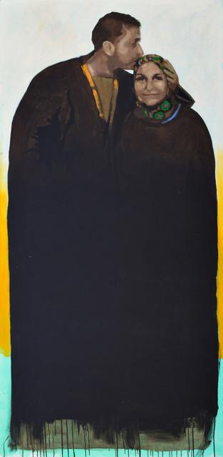 , 'Farewell,' 2019, Zawyeh Gallery