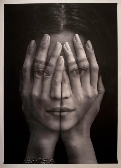 , 'Mirror I,' 2017, SPONDER GALLERY