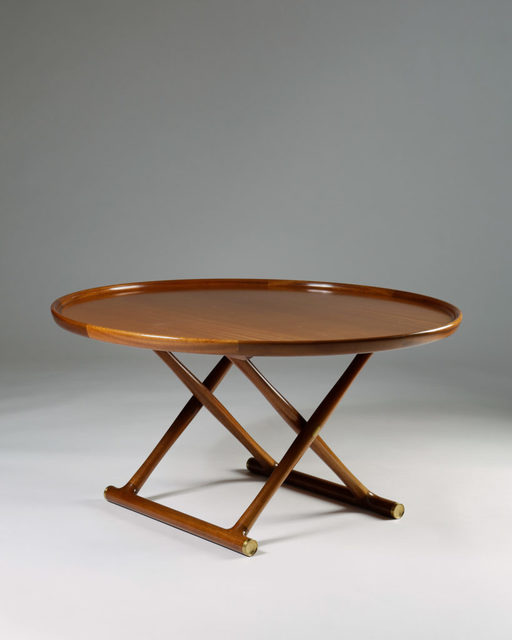 ", 'Occasional table ""Egyptian table"",' 1935, Modernity"