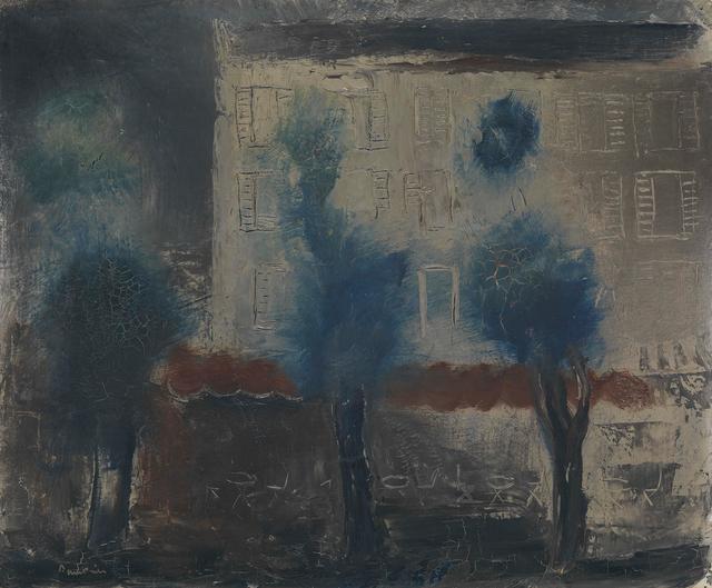 Jean Fautrier La Terrasse De Café 1928 Available For Sale Artsy
