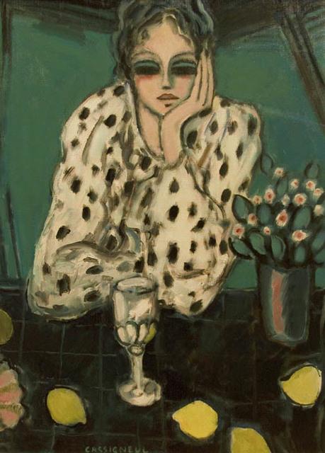 , 'Les Citrons,' 1971, Guarisco Gallery