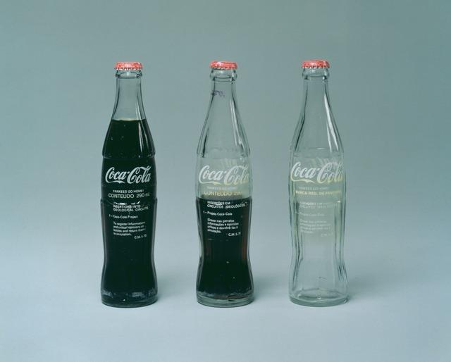 Cildo Meireles, 'Insertions into Ideological Circuits: Coca-Cola Project (Inserções em Circuitos Ideológicos: Projeto Coca-Cola)', 1970, Dallas Museum of Art