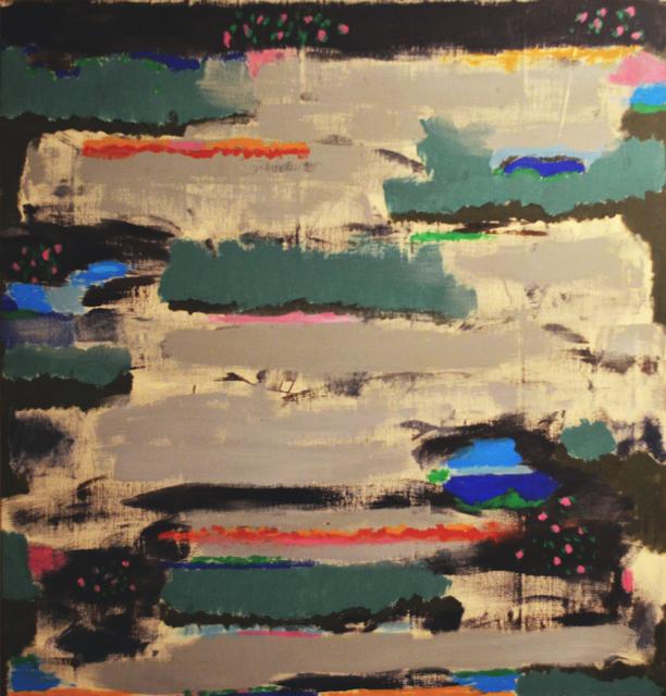 , 'Silver Grey,' 1974, Anita Shapolsky Gallery
