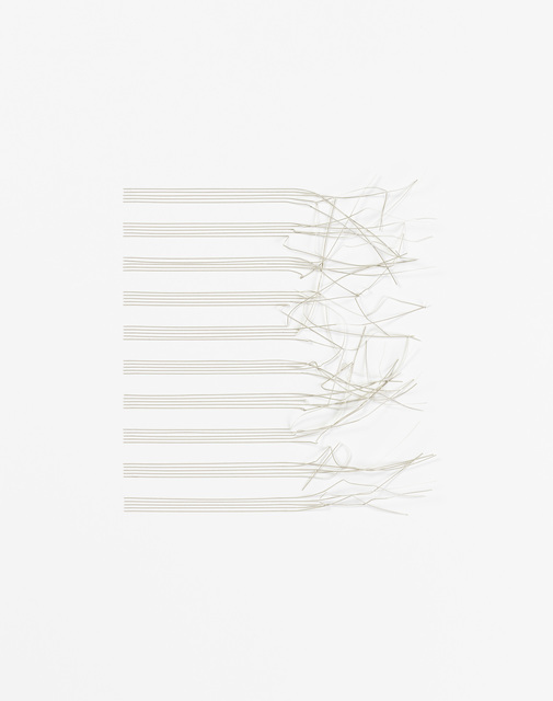 , 'Komposition XXIII,' 2016, Raum mit Licht