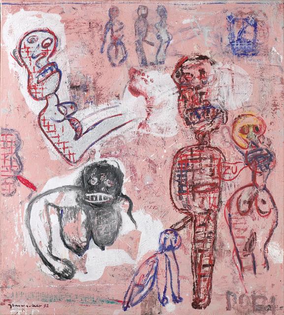 , 'Dotzi,' 1992, Galerie Herold