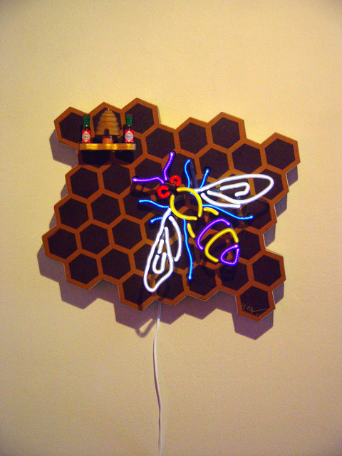 , 'None Of Your Beeswax ,' 2012, LA Artcore