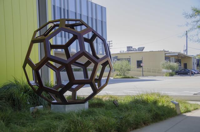 , 'Buckeyball,' 2017, DENK Gallery
