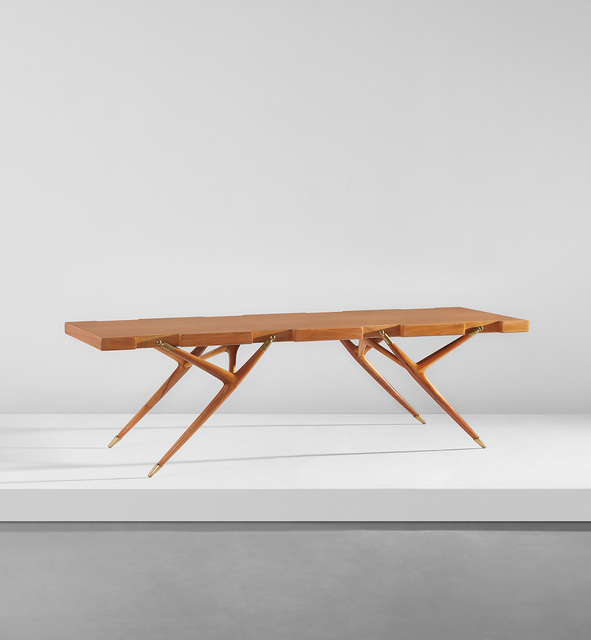 "Ico Parisi, 'Coffee table, model no. 1116, from the ""Modern by Singer"" furniture line', circa 1951, Phillips"