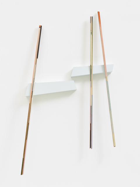 , 'Ally,' 2017, Lange + Pult