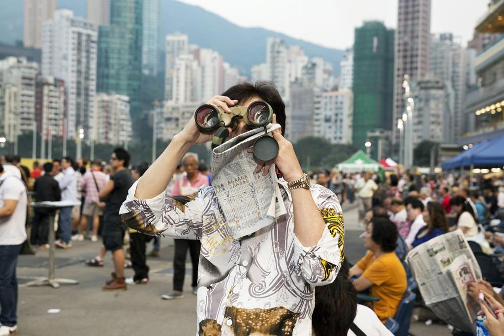 Martin Parr, 'Hong Kong (LON156562),' 2013, Blindspot Gallery