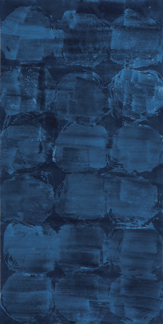 , 'Blue Diamonds,' 2009, Gajah Gallery