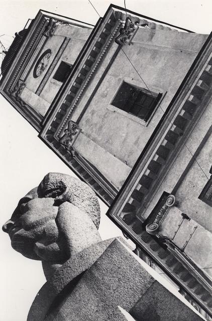 , 'Monument to Ferdinand Lassalle, St. Petersburg,' 1930, Nailya Alexander Gallery