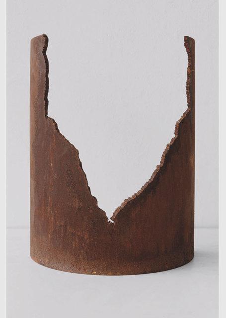 Erich Reusch, 'Modell für eine Skulptur aus Corten-Stahl', 1992, Galerie Kellermann