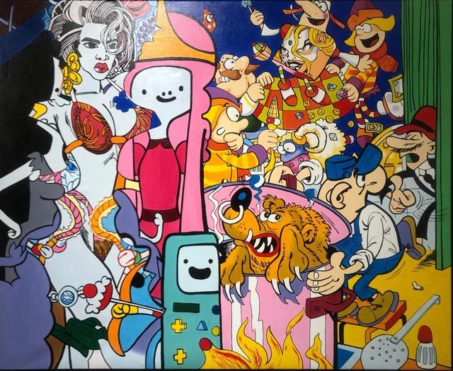 Erró, 'Sans titre', 2014, Gloria Gallery