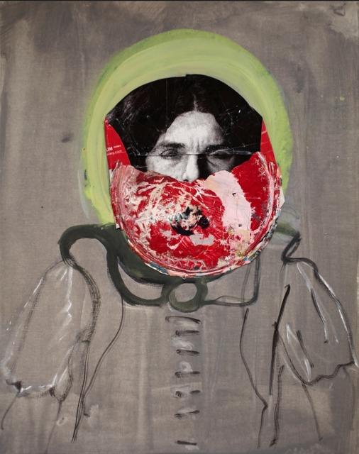 , 'Untitled,' 2015, Gallery Isabelle van den Eynde