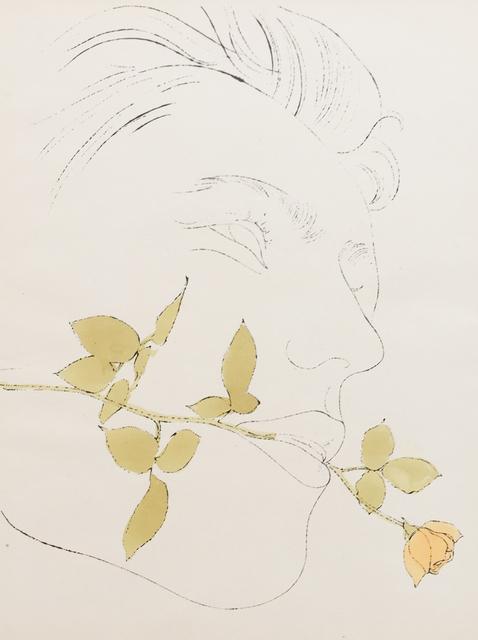 , 'A Gold Book,' 1957, Galerie Klaus Benden