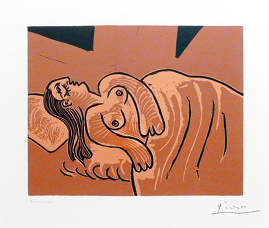 , 'Dormeuse,' 1962, John Szoke