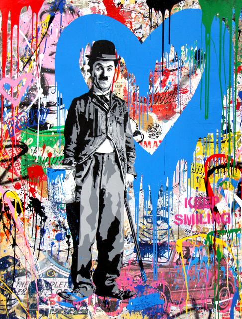 , 'Chaplin,' 2018, Galerie de Bellefeuille