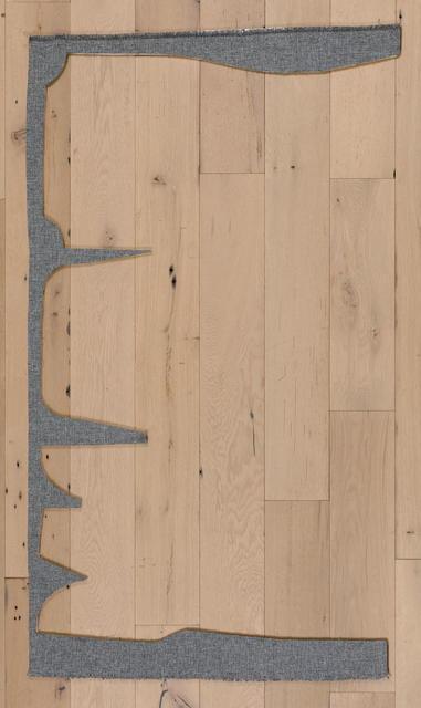 , 'Pacific Grey No. 48306,' 2017, MARTOS GALLERY