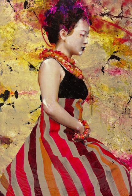 , 'Color of Dew 04,' 2015, Opera Gallery