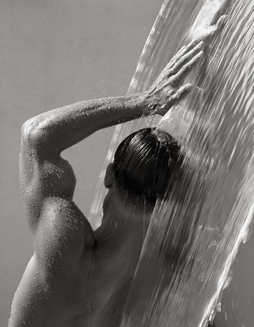 , 'Waterfall IV,' 1988, CAMERA WORK