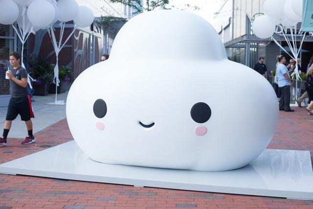 , 'Lil Cloud,' , Joyce Varvatos